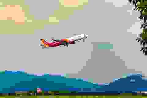 Vietjet mở lại các đường bay thường lệ tới Đà Nẵng