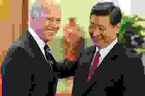 Chặng đường 40 năm thay đổi niềm tin của Joe Biden với Trung Quốc
