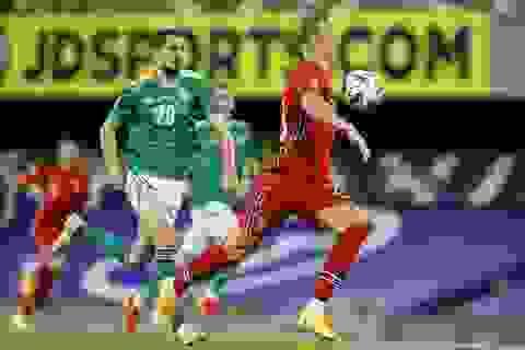 Erling Haaland lập cú đúp trong chiến thắng 5-1 của Na Uy