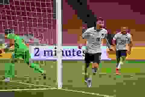 Hạ gục Hà Lan, Italia chiếm ngôi đầu bảng ở UEFA Nations League