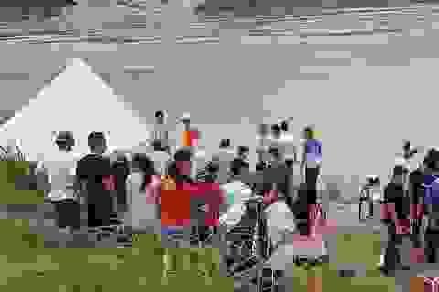Hòa Bình: Tìm thấy thi thể nam sinh lớp 11 dưới sông Đà