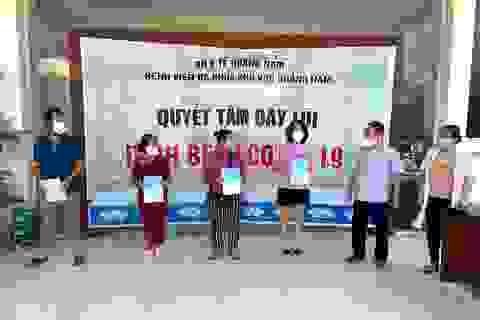 Thêm 8 bệnh nhân Covid-19 ở Quảng Nam, Đà Nẵng khỏi bệnh