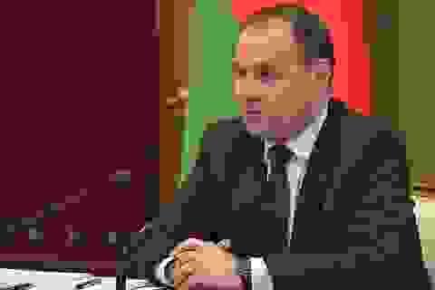 Thủ tướng Belarus tiêm vắc xin Covid-19 của Nga