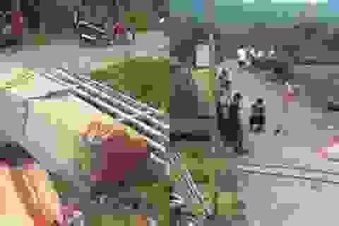 Sau vụ cổng trường đè chết 3 học sinh, Lào Cai tổng kiểm tra cổng trường