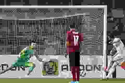 Filip Nguyễn dự bị trong ngày CH Czech thua Scotland