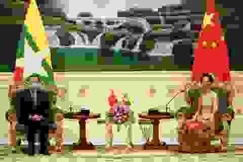 """Lo Myanmar rút khỏi """"Vành đai và Con đường"""", Trung Quốc lập tức chi tiền"""