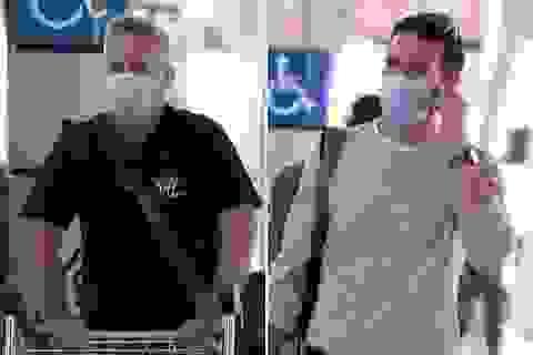 Hai phóng viên Australia vội vã rời Trung Quốc trong đêm