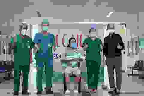 Sản phụ ở Đà Nẵng từng mắc Covid-19 nhập viện trở lại