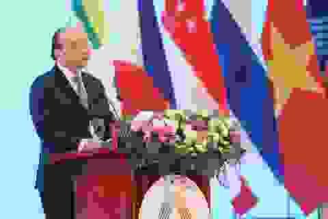 """Thủ tướng: """"Bó lúa vàng ASEAN qua mỗi thử thách càng bản lĩnh, tự cường"""""""