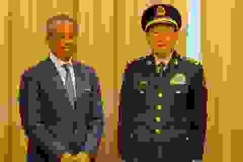 Bộ trưởng Quốc phòng Trung Quốc thăm Malaysia, Indonesia