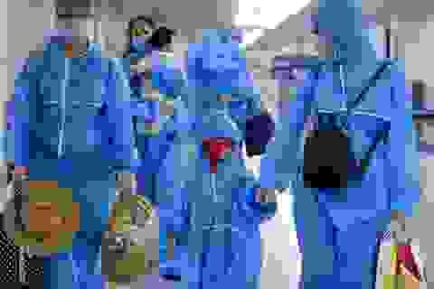 Nâng cấp độ giám sát dịch Covid-19 những người đến từ Đà Nẵng