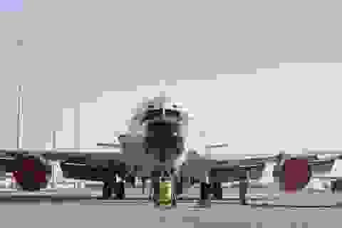 """Trinh sát cơ Mỹ có thể đã """"giả dạng"""" máy bay Malaysia tuần tra Biển Đông"""