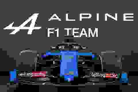 Renault đổi tên đội đua F1 thành Alpine - Tìm lại ánh hào quang đã mất