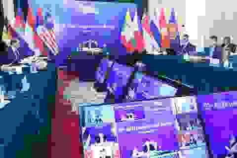 ASEAN kêu gọi duy trì hòa bình ổn định tại Biển Đông