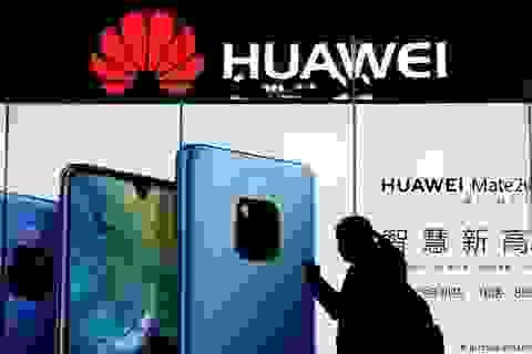 Samsung ngừng cung cấp linh kiện cho Huawei