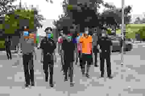 Triệt phá đường dây đưa người trốn sang Trung Quốc trái phép