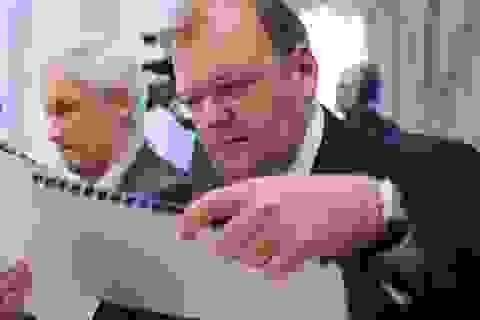 Nga bắt Thứ trưởng Năng lượng
