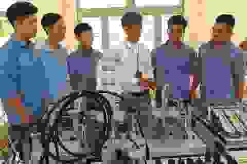 Từ 90% người học có việc làm phù hợp với ngành, nghề được đào tạo