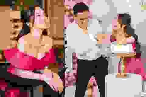 """Hơn 1 năm sau ly hôn Quỳnh Nga hiện tại hạnh phúc, gọi Việt Anh là """"anh cả"""""""