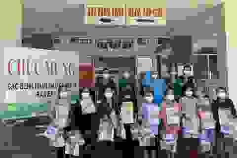 Thêm 18 bệnh nhân mắc Covid-19 ở Quảng Nam, Đà Nẵng ra viện
