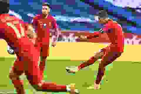 C.Ronaldo chói sáng ở tuổi 35: Gừng càng già càng cay