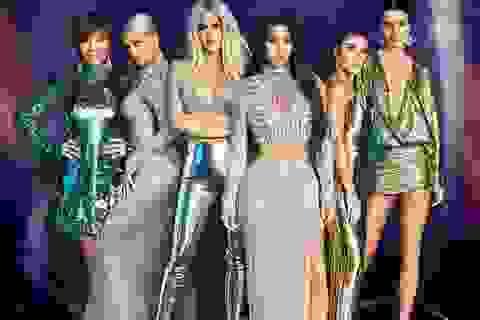 """Lý giải sức hút của show thực tế """"Keeping Up With the Kardashians"""""""
