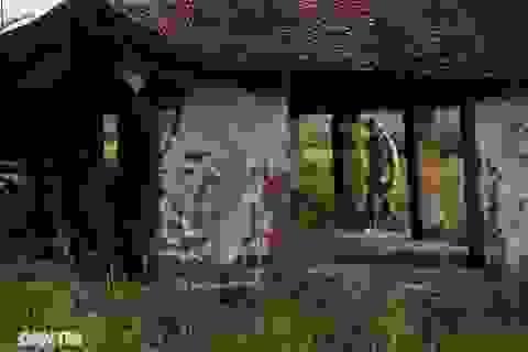 """Hà Nội: Bí ẩn những ngôi quán cổ dành cho """"người đã khuất"""" ở làng Đường Lâm"""