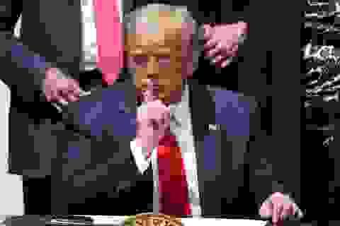 """Ông Trump """"khoe"""" Mỹ sở hữu vũ khí hạt nhân bí mật chưa ai có"""