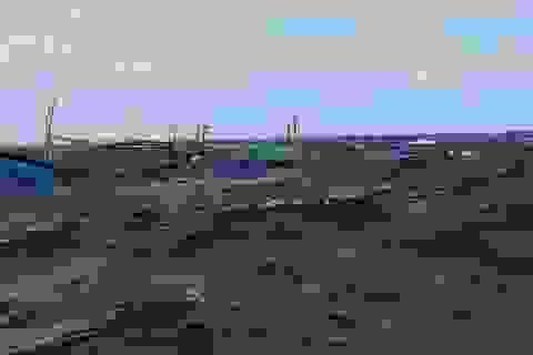 Tàu cá bị tàu hàng đâm chìm, 2 ngư dân mất tích trên biển