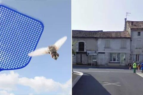 """Cụ ông 80 tuổi """"thổi bay"""" căn bếp vì diệt… 1 con ruồi"""