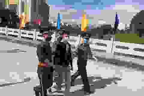 Công an Trung Quốc trao trả đối tượng trốn truy nã