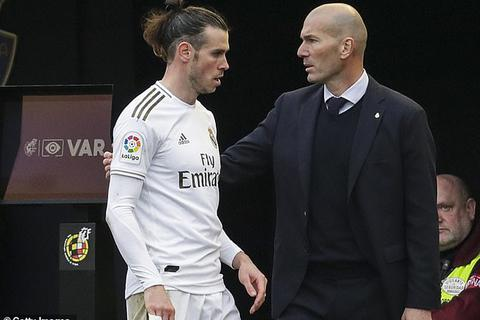Real Madrid sẵn sàng bán Gareth Bale với giá 22 triệu bảng