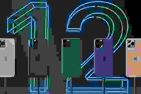 Lộ bằng chứng cho thấy iPhone 12 sẽ ra mắt vào tháng 10