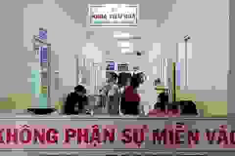 Ăn thịt kho trứng, 26 trẻ trong chùa Kỳ Quang 2 nhập viện
