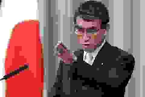 Bộ trưởng Quốc phòng Nhật chỉ trích Trung Quốc quân sự hóa các vùng biển