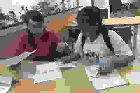 Trường ĐH Ngân hàng TPHCM tăng điểm sàn xét điểm thi tốt nghiệp THPT