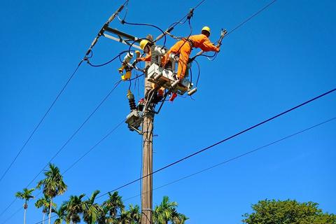 Dịch bệnh Covid-19 làm nhu cầu tiêu thụ điện giảm rõ rệt