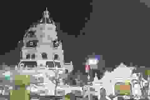 Cận cảnh những biệt thự nguy nga của đại gia Phát ở Hải Phòng, Thái Bình