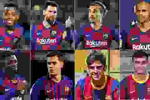 """Barcelona sẽ lại """"ném tiền qua cửa sổ"""" vì hàng công?"""