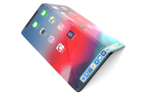 Apple đặt hàng linh kiện để chuẩn bị sản xuất iPhone màn hình gập