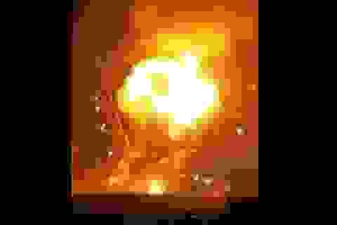 Nổ tại kho đạn làm rung chuyển căn cứ quân sự Jordan