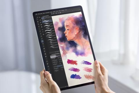 Máy tính bảng Android Galaxy Tab S7+: mạnh mẽ, tối ưu cho công việc
