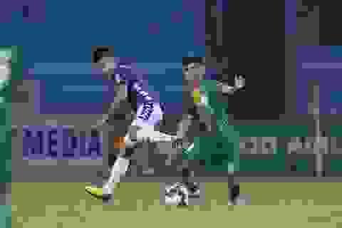 Công Phượng lỡ cơ hội đấu Quang Hải ở bán kết Cúp Quốc gia