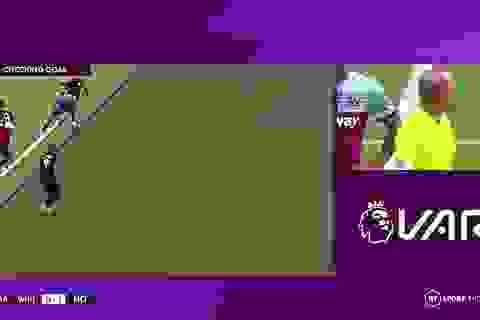 Premier League bãi bỏ luật việt vị bằng nách ở mùa giải mới