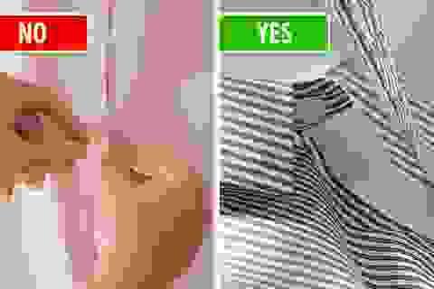 Mẹo giặt giũ thông minh giúp quần áo giữ phom, bền màu
