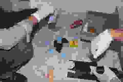 """Đánh sập đường dây tội phạm ma túy """"khủng"""" hoạt động liên tỉnh"""