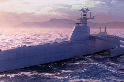Hải quân Mỹ phát triển hạm đội không người lái đối phó Trung Quốc