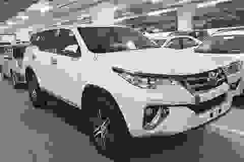 Toyota triệu hồi 190 xe Fortuner vì lỗi hệ thống trợ lực phanh