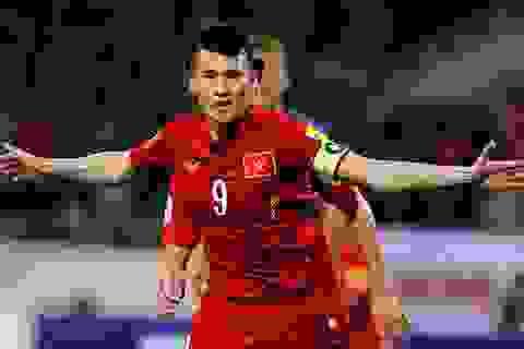 Công Vinh vào bán kết giải bàn thắng đẹp nhất lịch sử Asian Cup