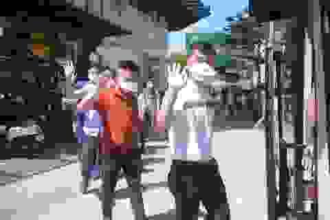 Những y, bác sĩ tình nguyện cuối cùng rời Đà Nẵng
